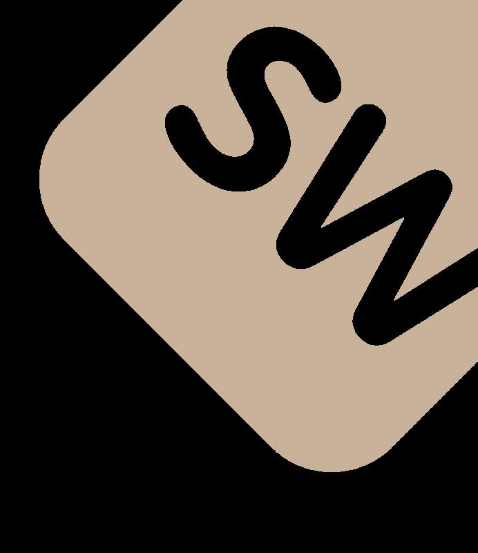 Kantoor Schoonmaakbedrijf Amsterdam, secundair logo van Schoonwerk